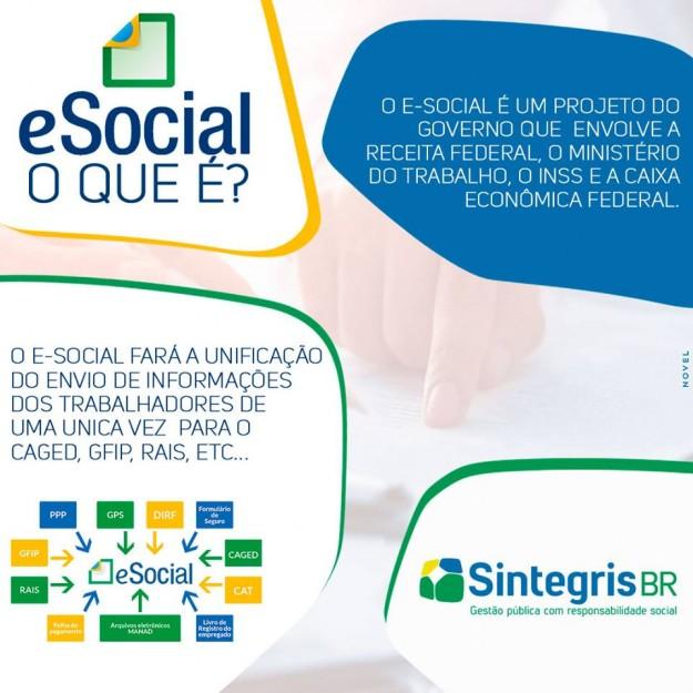 Você já conhece o e-Social?